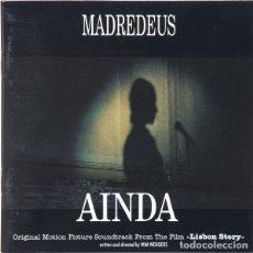 CD de Música: MADREDEUS - AINDA. Lote 262048435