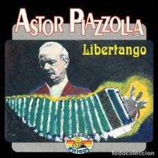 CDs de Música: ASTOR PIAZZOLLA - LIBERTANGO. Lote 262049265