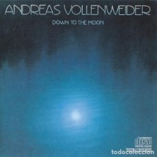 CDs de Música: ANDREAS VOLLENWEIDER - DOWN TO THE MOON. Lote 262049755