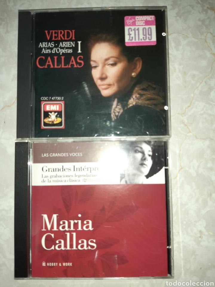 CDs de Música: 7 CDs MARIA CALLAS - Foto 2 - 262054035