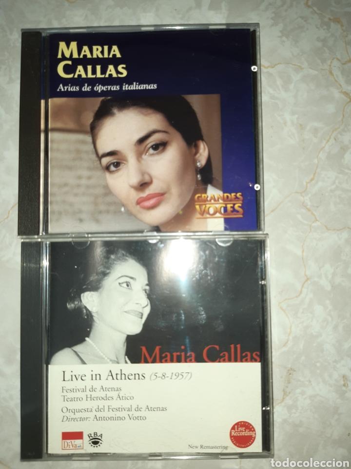 CDs de Música: 7 CDs MARIA CALLAS - Foto 3 - 262054035