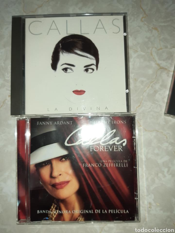 CDs de Música: 7 CDs MARIA CALLAS - Foto 4 - 262054035