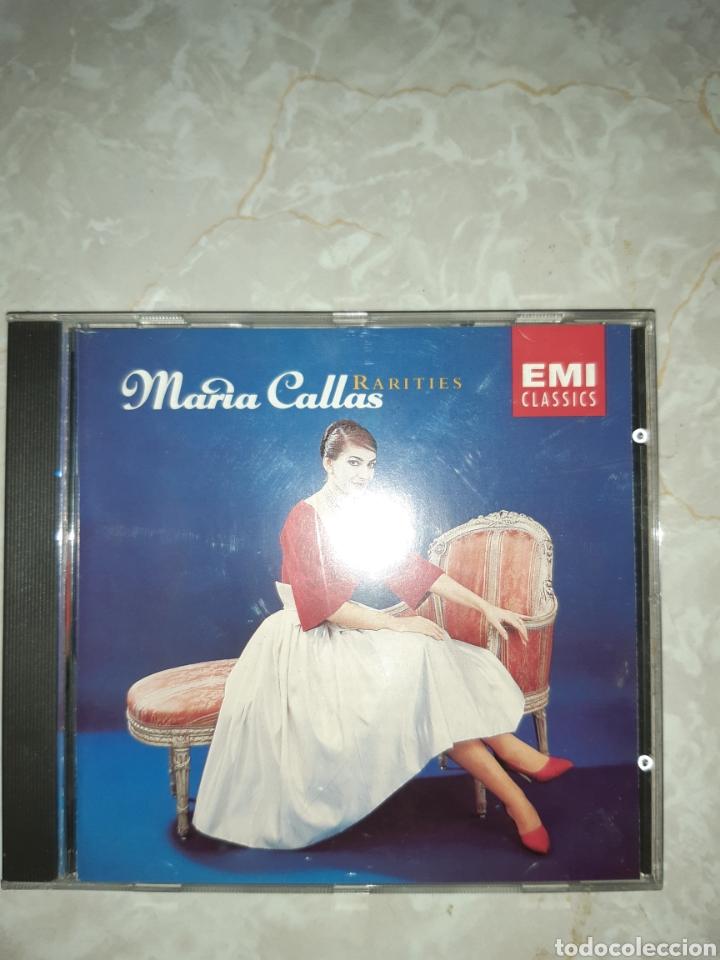 CDs de Música: 7 CDs MARIA CALLAS - Foto 5 - 262054035