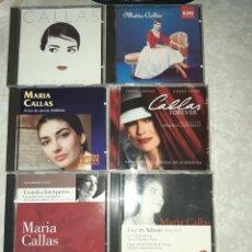 CDs de Música: 7 CDS MARIA CALLAS. Lote 262054035