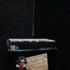 CDs de Música: BEETHOVEN. LA OBRA DE UN GENIO. COLECCIÓN COMPLETA DE 25 CD. Lote 262073695