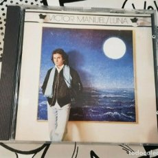 CDs de Música: VICTOR MANUEL-LUNA. Lote 262075910