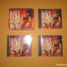 CDs de Música: THE DANCE COLLECTION - 3 COMPACT DISC SET - TBX CD 504 - SHALAMAR - SHANNON - TECHNOTRONIC .... Lote 262091650