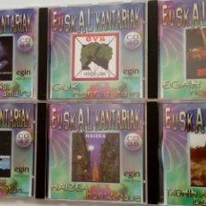 CDs de Música: LOTE 25 CD DE GRUPOS Y CANTANTES VASCOS: HAIZEA, HERTZAINAK, ITOIZ, MIKEL LABOA, LERTXUNDI, KORTATU. Lote 262131170