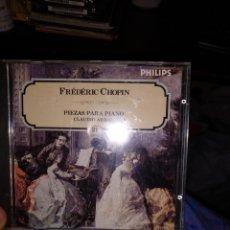 CDs de Música: CHOPIN. CLAUDIO ARRAU. Lote 262146075