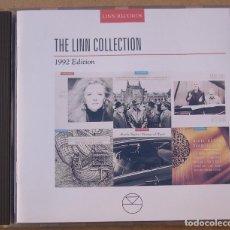 CDs de Música: THE LINN COLLECTION EDITION 1992 (CD) 11 TEMAS. Lote 262149330