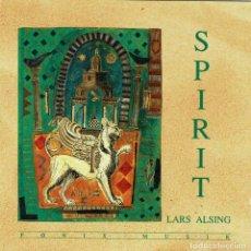 CDs de Música: LARS ALSING - SPIRIT. CD. Lote 262211655