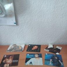 CDs de Música: LOTE DE 6 CD SINGLE PROMO. RICKY MARTÍN.. Lote 262265395