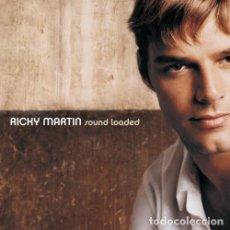CDs de Música: RICKY MARTIN - SOUND LOADED - CD. Lote 262269485