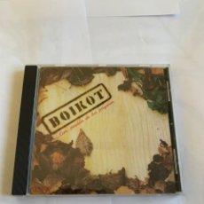 CDs de Música: CD BOIKOT - CON PERDON DE LOS PAYASOS EDICION BOA. Lote 262269815