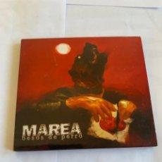 CDs de Música: MAREA 2002 1ª EDICION - BESOS DE PERRO - CD DRO. Lote 262270345