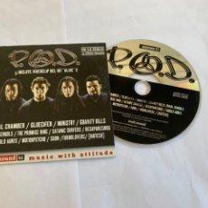 CDs de Música: CD DE LA REVISTA ROCK SOUND VOLUMEN 51 - POD , COAL CHAMBER MINISTRY GLUECIFIER. Lote 262274255