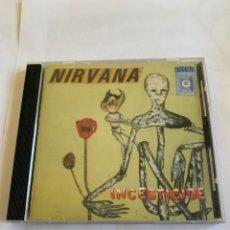 CDs de Música: CD NIRVANA INCESTICIDE 1992 RAREZAS KURT COBAIN. Lote 262280665
