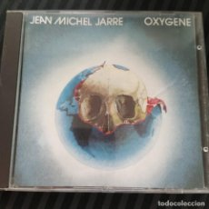 CDs de Música: JEAN-MICHEL JARRE - OXYGENE (CD, ALBUM). Lote 262344195