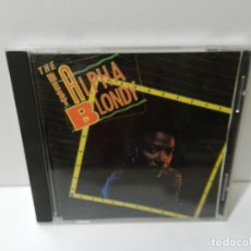 CDs de Música: DISCO CD. ALPHA BLONDY – THE BEST OF ALPHA BLONDY. COMPACT DISC.. Lote 262363160