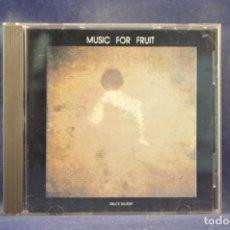 CDs de Música: BRUCE GILBERT - MUSIC FOR FRUIT - CD. Lote 262367910