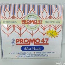 CDs de Música: CD PROMO 47. Lote 262388555