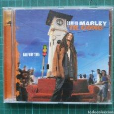 "CDs de Música: DAMIAN ""JR. GONG"" MARLEY - HALFWAY TREE (CD, ALBUM) SELLO:MOTOWN, GHETTO YOUTHS UNITED. Lote 262391955"