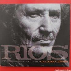 CDs de Música: CD MIGUEL RÍOS - UN LARGO TIEMPO/FIRMADO. Lote 262415810