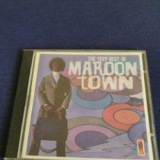 CDs de Música: MAROON TOWN THE VERY BEST OF. Lote 262427355