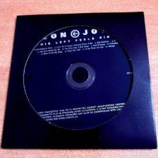 CDs de Música: BON JOVI THIS LEFT FEELS RIGH CD ALBUM PROMO CARTON DEL AÑO 2003 USA CONTIENE 12 TEMAS. Lote 262445225