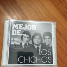 CDs de Música: CD LO MEJOR DE LOS CHICHOS. Lote 262469880