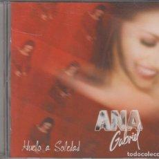 CDs de Música: ANA GABRIEL CD HUELO A SOLEDAD 2001. Lote 262482475