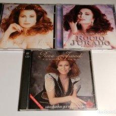 CDs de Música: 3 CDS ROCIO JURADO. Lote 262486695
