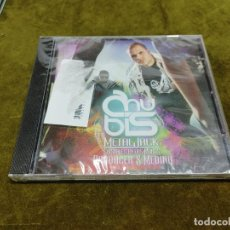 CDs de Música: ANUBIS METAL JACK & SALVADOR MEDINA CRISTALES EN LAS MANOS INVIERNO HIP HOP GALLEGO PRECINTADA. Lote 262502935
