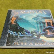 CDs de Música: RARO CD SLAVON JUSTA A DREAM HEAVY METAL DE COSTA RICA UNICO EN TC.. Lote 262509555