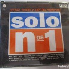 CDs de Música: LOTE 4 CD SOLO NºS 1 ESTAN TODOS Y SON LOS MEJORES. Lote 262511215