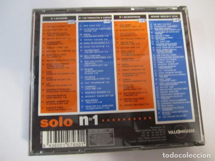 CDs de Música: lote 4 cd solo nºs 1 estan todos y son los mejores - Foto 2 - 262511215