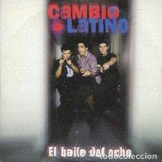 CDs de Música: CAMBIO LATINO / EL BAILE DEL OCHO (CD SINGLE CARTON PROMO 2000). Lote 262512685