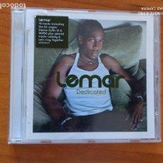 CDs de Música: CD LEMAR - DEDICATED (8M). Lote 262519165