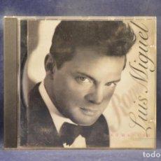 CDs de Música: LUIS MIGUEL - ROMANCES - CD. Lote 262524515
