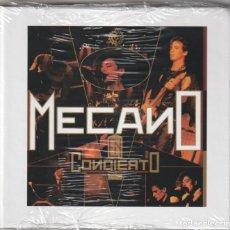 CDs de Música: MECANO - EN CONCIERTO (CD DIGIBOOK 2016) NUEVO. PRECINTADO.. Lote 262530705