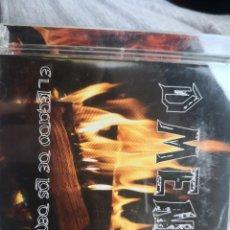 CDs de Música: DOBLE CD GRUPO ROCK DMENT D MENT EL LEGADO DE LOS DEMENTES. Lote 262536135