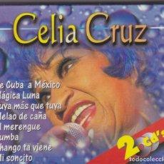 CDs de Música: CELIA CRUZ CD¨S SIN DESPRECINTAR 2 CD´S VER FOTO ADICIONAL. Lote 262537725