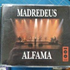 CDs de Música: MADREDEUS - ALFAMA (CD, SINGLE, PROMO) HISPAVOX. Lote 262540960