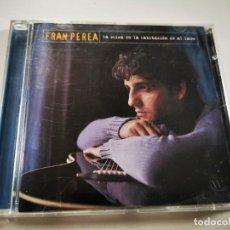 CDs de Música: FRAN PEREA LA CHICA DE LA HABITACION DE AL LADO CD ALBUM DEL AÑO 2003 CONTIENE 13 TEMAS. Lote 262548540