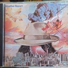 CDs de Música: WEATHER REPORT - HEAVY WEATHER. Lote 262561820