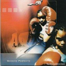 CDs de Música: ARI - GANCHO PERFECTO CD 1999 HIP HOP ZONA BRUTA. Lote 262584460