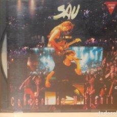 CDs de Música: CD SAU *CONCERT DE MITJANIT* EMI 1992. Lote 262599600
