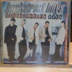 CDs de Música: CD BACKSTREET BOYS *BACKSTREET'S BACK* JIVE 1997. DISCO FANS 90'. Lote 262600460