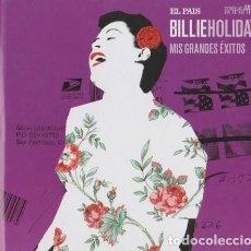 CDs de Música: BILLIE HOLIDAY - MIS GRANDES ÉXITOS. Lote 262611205