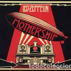 CDs de Música: LED ZEPPELIN - MOTHERSHIP (2XCD, COMP, RM + DVD-V + DLX, DIG). Lote 262659610
